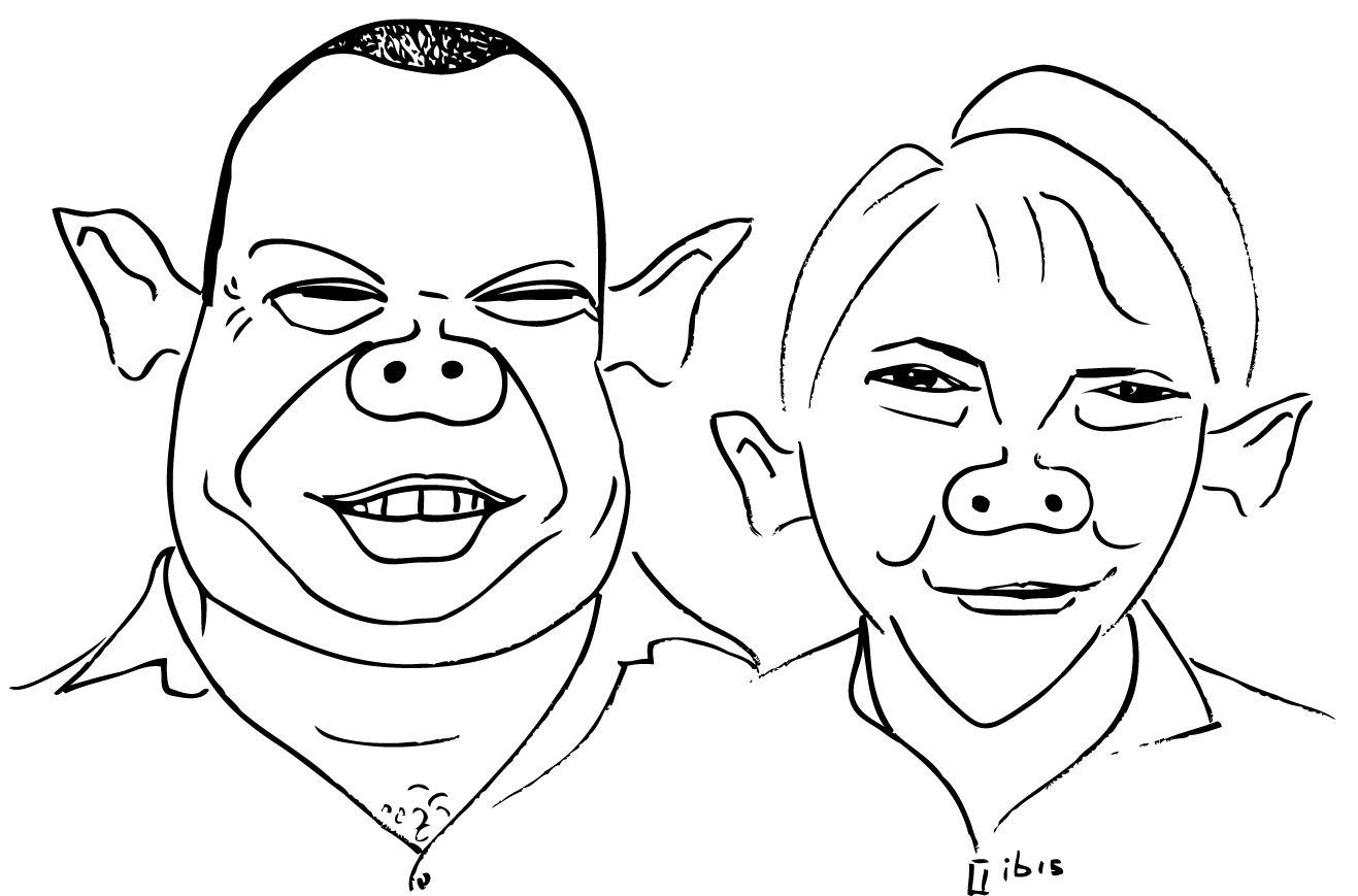 Stefaan De Decker en Ria Danneels Oosteeklonaar 2014